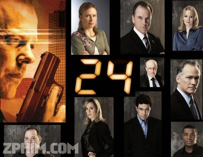 Ảnh trong phim 24 Giờ Chống Khủng Bố 3 - 24 Hours Season 3 1