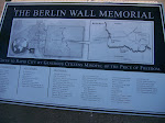 We were in Rapid City today...they had a piece of the Berlin wall in a park there