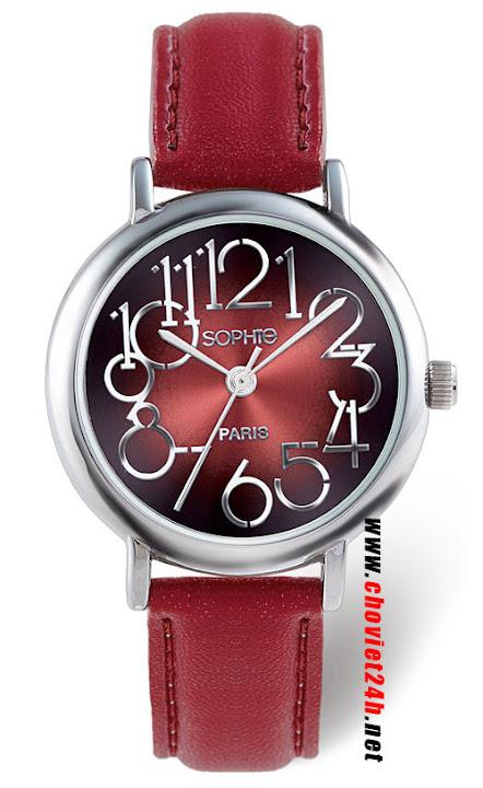 Đồng hồ nữ Sophie Tami - WPU188