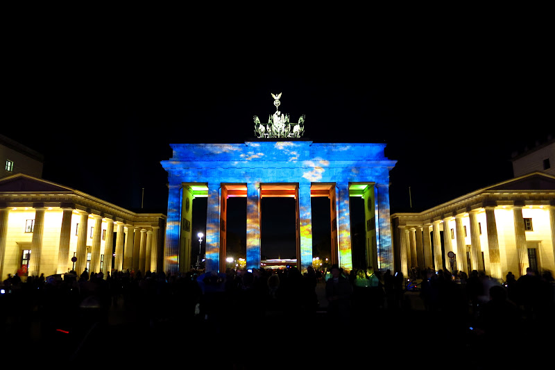 Brandenburg Gate - Festival of Lights