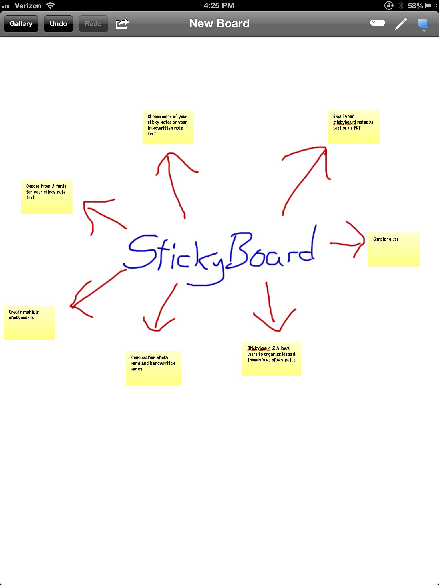 The 21st Century Principal: Stickyboard 2: Simple-to-Use