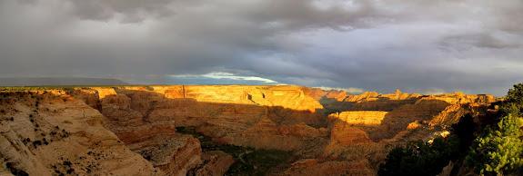 Wedge panorama