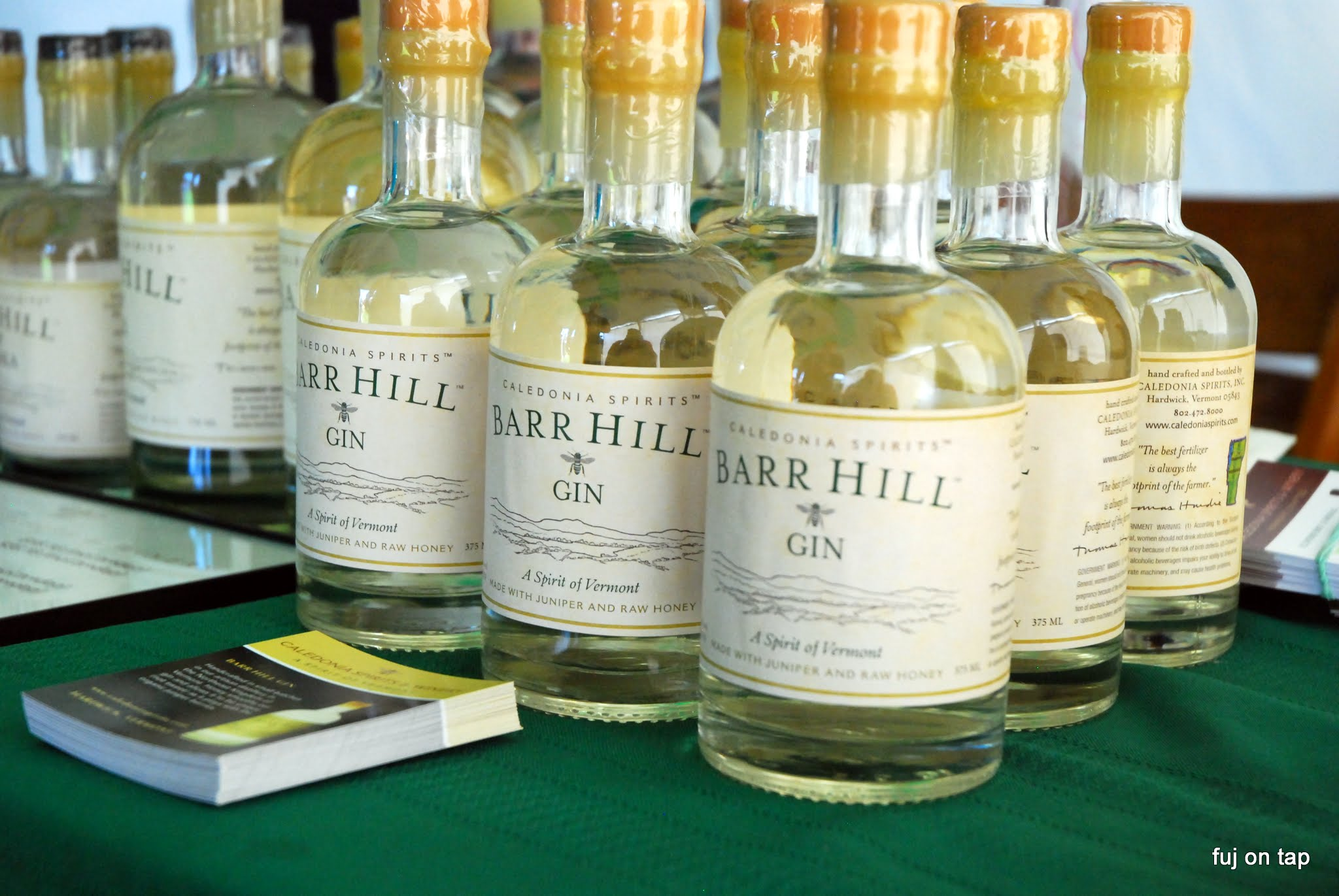 Bar Hill Gin