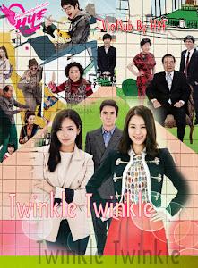 Ước Mơ Lấp Lánh - Vtv3 - Twinkle Twinkle poster