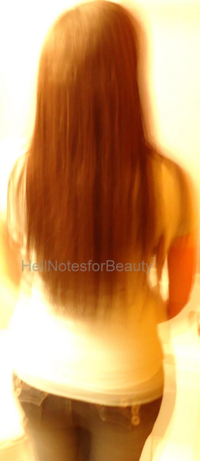 Trimming Natural Hair At Salon