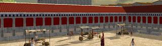 αρχαία αγορά,ανταλλαγή προιόντων,ancient market, commodities exchange,