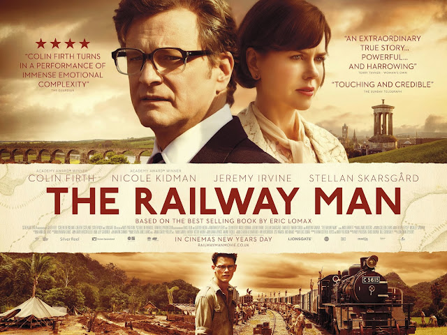 Ο Κύκλος των Αναμνήσεων (The Railway Man) Wallpaper