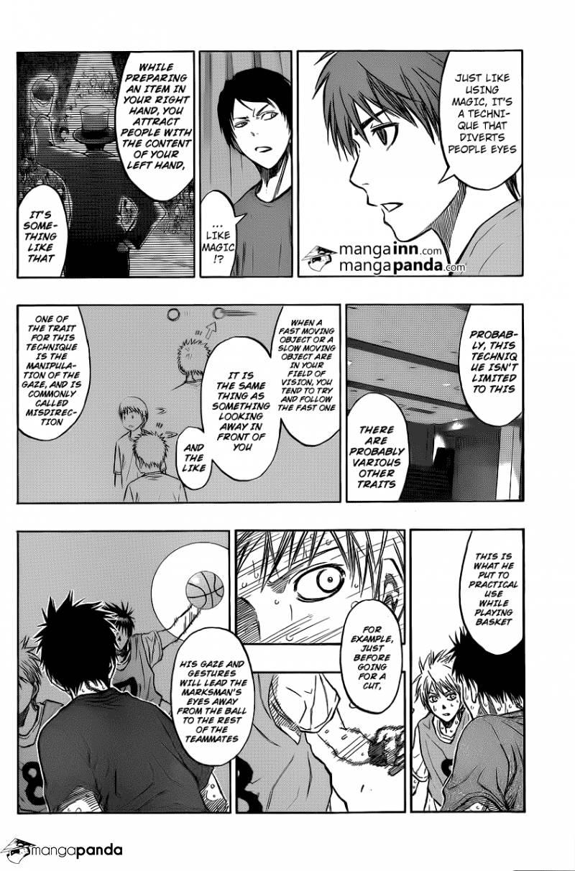Kuroko no Basket Manga Chapter 207 - Image 04