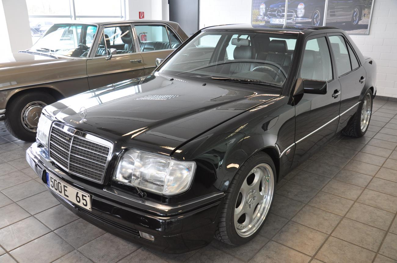 BUS E 6.5 W124 based on Mercedes-Benz 500E W124 | BENZTUNING W E Wiring Harness Htm on
