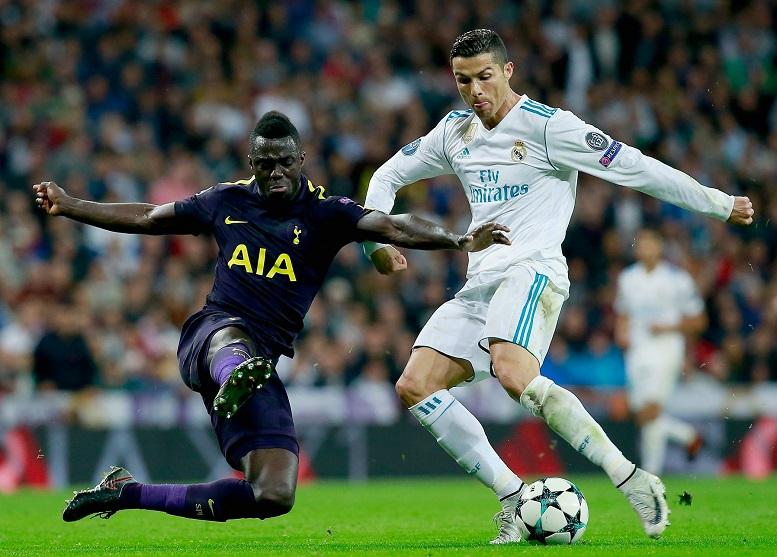 clip xem lại trận Real Madrid vs Tottenham 18/10