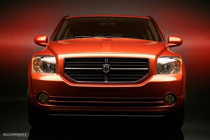 Dodge [1] - Caliber Concept
