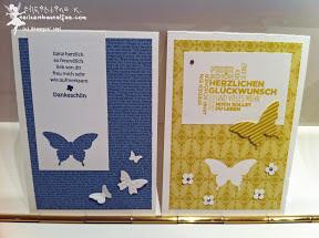 stampin up papillon potpourri itty bitty viel-schichtig duftes dutzend