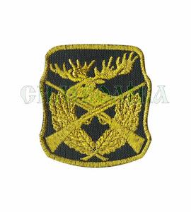 Кокарда Державне агенство лісових ресурсів України