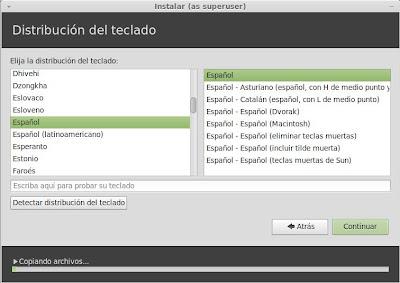 Instalar Linux Mint 13 sobre VMware vSphere ESXi