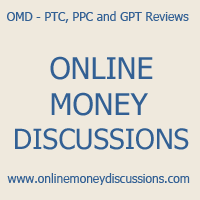 Online money discussions - PTC, PPC and GPT reviews