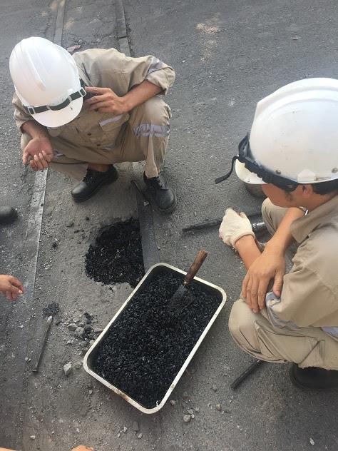 đặc tính của asphalt nhựa nguội