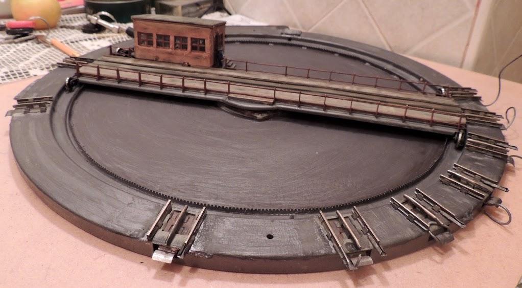 Stara Maerklin okretaljka DSCN4757