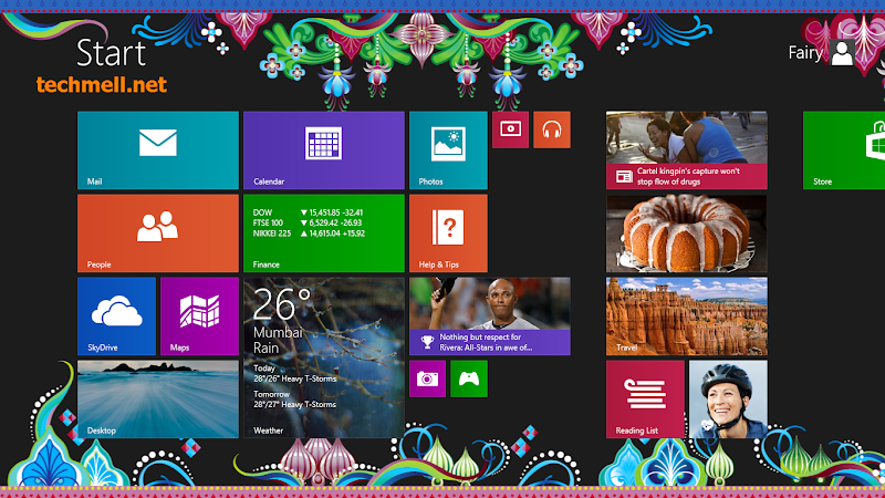 Absence of IE 11 from Start Screen in Windows 8.1