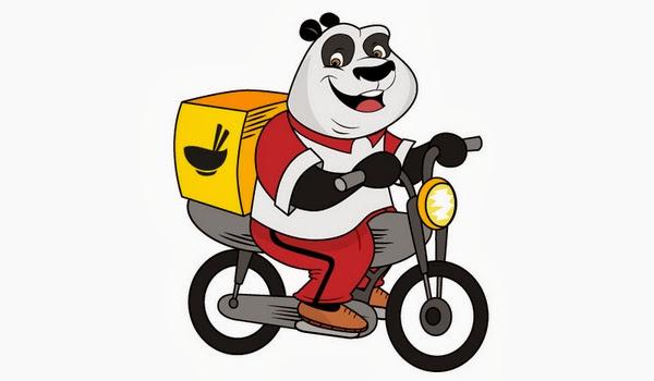 Delivery Order Makanan di Foodpanda