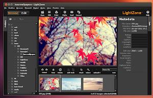 LightZone in Ubuntu Linux