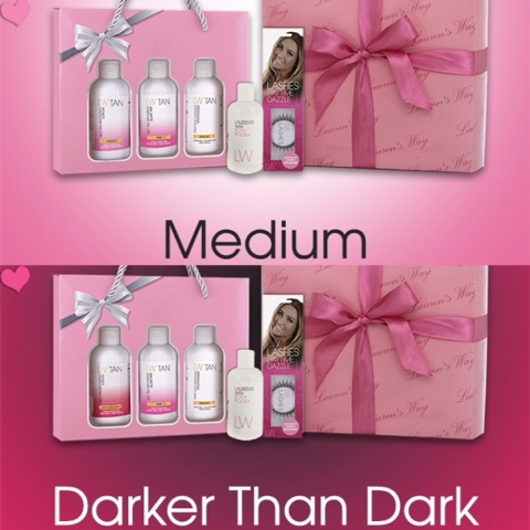 Laurens Way Valentines gift sets