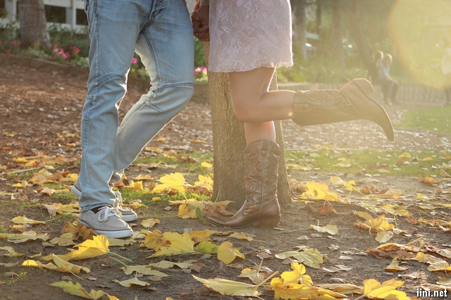 tình thơ mùa thu lãng mạn