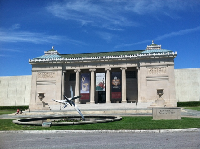 Roamings of a Leo: New Orleans Museum of Art Sculpture Garden