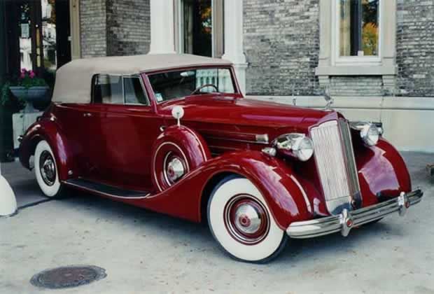 Vintage and classic car insurance made easy