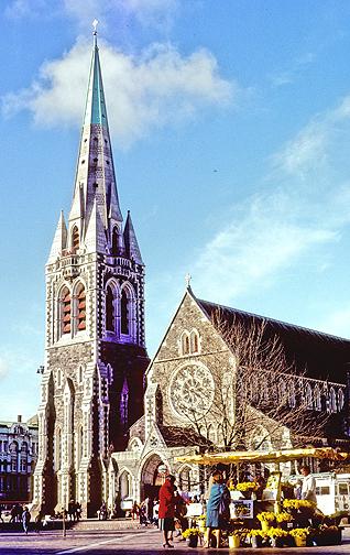 Christchurch New Zealand Memories Authentic Luxury Travel