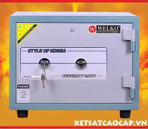 két sắt gia đình ks80 2k đen