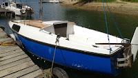 JAcht Foka II sprzedam - 29012014