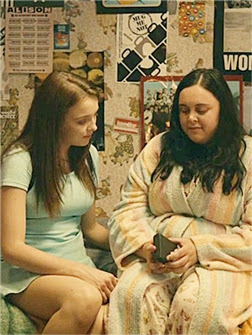 My Mad Fat Diary - Rae and Chloe