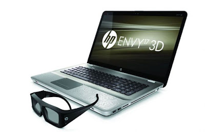 HP ENVY 17 Inch 3D Series