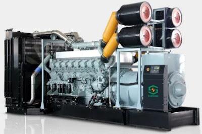 Máy phát điện Mitsubishi 400kva – 2000kva
