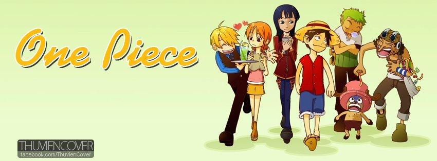 Ảnh bìa đẹp One Piece