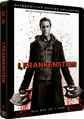 Filme Poster Frankenstein – Entre Anjos e Demônios BRRip XviD & RMVB Legendado