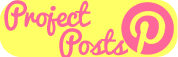 Project Posts Pinboard