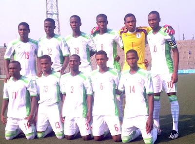 Amuneke And Manu Garba's Team To Face Host In U-17 & U-20 Championship