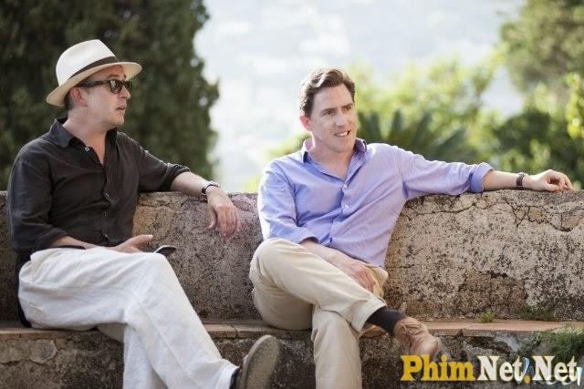 Xem Phim Chuyến Đi Đến Ý - The Trip To Italy - Ảnh 1