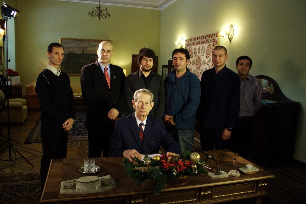 Regele Mihai I al României, filmări pentru Ora Regelui