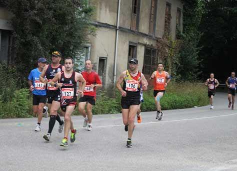 Maratón de Asturias Valle del Nalón