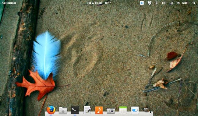 Indicador de Dropbox en elementary OS solucionado