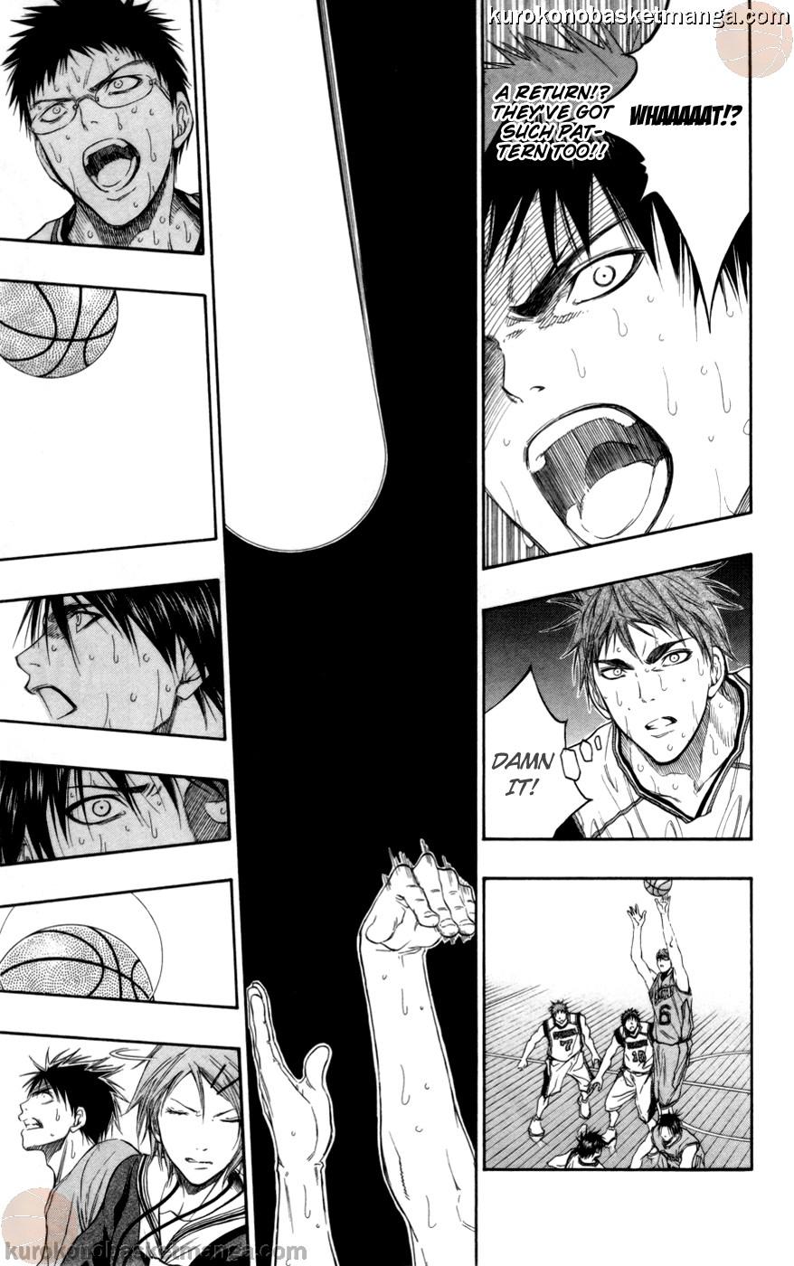 Kuroko no Basket Manga Chapter 89 - Image 07