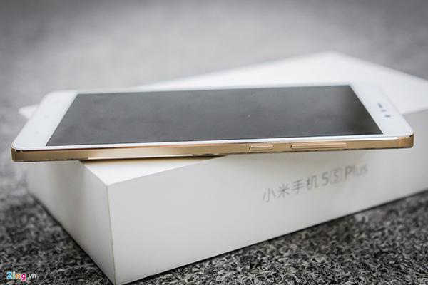 Đập hộp Xiaomi Mi 5s Plus giá hơn 10 triệu đồng - 144818