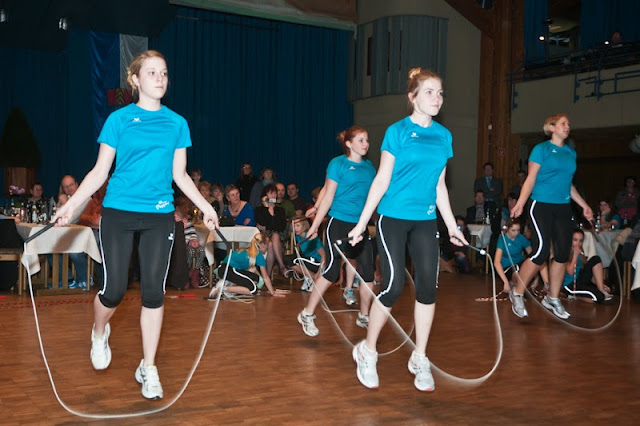 Sportgala: Ropeskipping