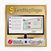 Landing Page Resource Bubbles