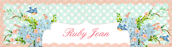 Giveaway at Ruby Jean's!!