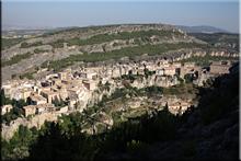 Cuenca visto desde el Cerro Socorro