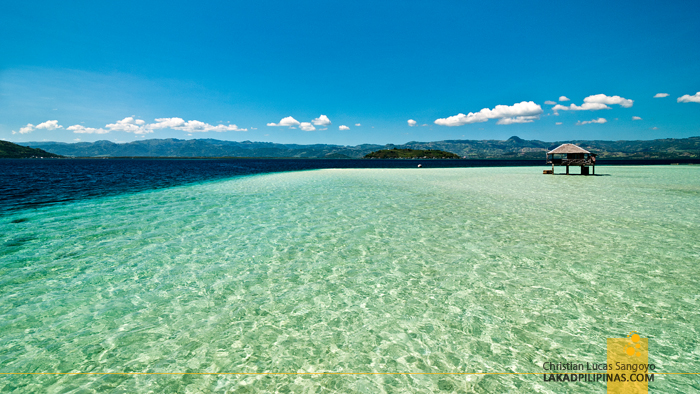 Crystalline Waters at the Manjuyod Sandbar