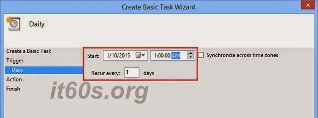 Cách lên lịch tự động tắt máy tính định sẵn trên Windows 4